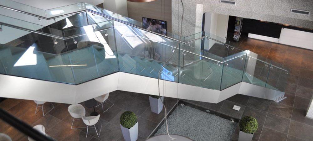 Escalier intérieur - CMPilotti
